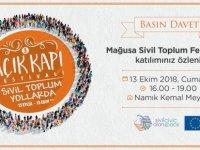 Mağusa Sivil Toplum Festivali bugün Namık Kemal Meydanı'nda