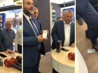 MHP'li vekilden Brunson tepkisi: Çok bozuğum, iPhone'umu geri verin…