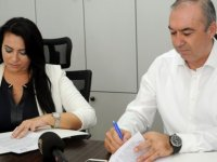 BRTK ile KTFF arasında maç yayınları konusunda işbirliği protokolü imzalandı