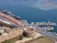 Gazimağusa Limanı'nda 15 mülteci tespit edildi