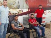 Yakın Doğu Üniversitesi Kampüsünde 161 Ünite Kan Toplandı