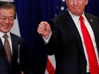 Güney Kore'den ABD'ye: ABD Başkanı nasıl böyle konuşabilir?