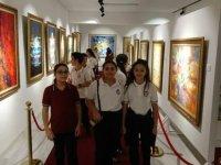 Yakın Doğu Koleji Öğrencileri Kıbrıs Modern Sanat Müzesi'ni Ziyaret Etti…