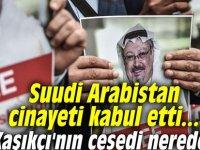 Suudiler kabul etti: Kaşıkçı İstanbul Konsolosluğunda öldürüldü