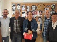 Sol Hareket İstanbul'da temaslarda bulundu