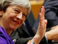 May: Brexit anlaşmasının yüzde 95'i hazır