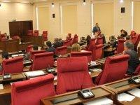Meclis toplantısı sürüyor