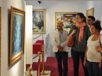 """Ressam Göral Özkan; """"Müzede Yer Alan Her Eser Bir Değer…"""""""