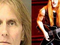 MANOWAR gitaristi Karl Logan çocuk pornosu bulundurmaktan tutuklandı