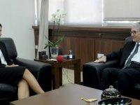 """Baybars: """"Yeni büyükelçi Kıbrıs'ı yakından tanıyor"""""""