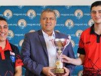 MGA'nın genç sporcusu Mustafa Alnar Avrupa'da başarı elde etti