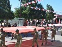 29 Ekim Cumhuriyet Bayramı Güzelyurt'ta da kutlandı