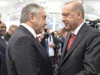 Akıncı İstanbul Havalimanı'nın açılışına katıldı