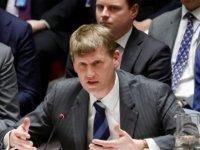 """Allen: """"Kıbrıs'ta kapsamlı bir çözüm görmek istiyoruz"""""""