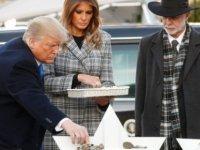 ABD'de sinagog katliamı: Trump Pittsburgh'da protestolarla karşılandı