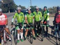 Sevim Pire anı bisiklet sürüşü gerçekleştirildi