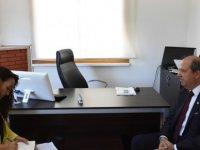 """Tatar: """"UBP'nin özlediği ve beklediği yönetim anlayışıyla çalışacağım"""""""
