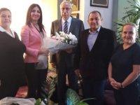 Güngördü 19 Mayıs TMK müdürü ve velilerle görüştü