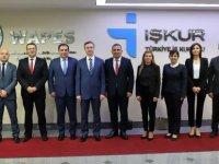 Türkiye ile KKTC arasındaki işgücünün hareketliliği, istihdam piyasaları ve çalışma hayatı masaya yatırıldı