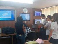 Yakın Doğu Koleji Coğrafya Kulübü Meteoroloji Dairesinde…