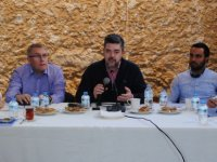 Katı Atık Yönetimi konusunda 6 belediye, ortak görüş toplantısı gerçekleştirdi