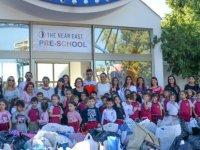 Yakın Doğu Okul Öncesi ile Lefkoşa Türk Belediyesi'nden Örnek Bağış Kampanyası…