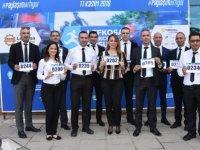"""LTB: """"Lefkoşa Turkcell'le koşuyor maratonu'nda kayıt rekoru kırıldı"""""""