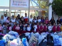 LTB-YDÜ işbirliğinde ihtiyaçlı çocuklara kıyafet, kırtasiye ve oyuncak yardımı...