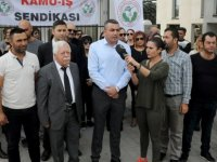 """Serdaroğlu: """"Ortada gayrı yasal bir durum yok"""""""