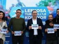 Müteahhitler Birliği'nden Lefkoşa maratonuna destek