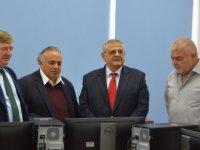 DAÜ iletişim fakültesi'ne Kuzey Kıbrıs Turkcell sponsorluğunda yeni bilgisayar laboratuvarı