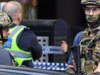 Bıçaklı IŞİD saldırısını market arabasıyla durdurdu, Avustralya'nın gururu oldu
