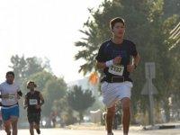 Lefkoşa'da maraton günü
