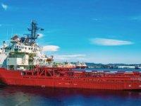 Exxon Mobil Sondaj gemisi Limasol yolunda