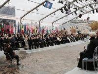 70 Dünya Lideri Paris'te buluştu