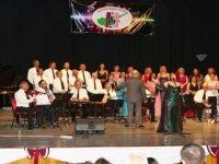 Lefkoşa Müzik Derneği Türk Müziği Korosu Kızılay Haftası çerçevesinde konser veriyor