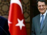"""""""Anastasiadis Paris'te Erdoğan ile kısa bir görüşme gerçekleştirdi"""""""