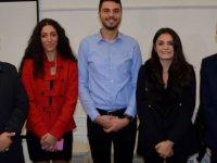 İngiltere'deki Kıbrıslı Türk gençler örgütlendi