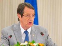 Anastasiadis'ten Cumhurbaşkanı Akıncı'ya eleştiri