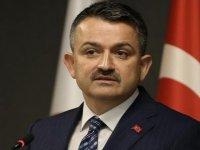 TC Tarım Bakanı: Tarım Bakanı: Eti biraz daha az yersek bu iş çözülecek!