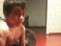 Kadirov: 5 yaşındaki Rahim tekrar 4105 şınav çekebilir