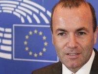"""Weber: """"Kıbrıs sorunu aynı zamanda Avrupa sorunudur, Türkiye yanlış yönde"""""""