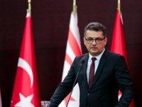 """Erhürman: """"Kıbrıs Türk Halkı kendi kendini yönetme, sosyal ve ekonomik kalkınmasını gerçekleştirme iradesine ve kudretine sahiptir"""""""