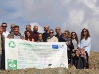 Karbon salımını azaltmak amacıyla Trodos Dağında 2500 fidan dikildi