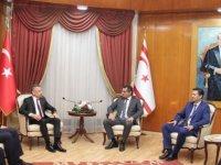 """Erhürman: """"Kıbrıs Türk Halkı iki kurucu unsurdan biridir"""""""