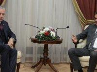 Erhürman, TBMM Başkanvekili Adan ve TC-KKTC Dostluk Grubu Başkanı Erdem'i kabul etti