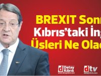 Brexit sonrası Kıbrıs'taki İngiliz Üsleri ne olacak?
