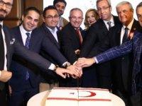 KKTC'nin kuruluş yıl dönümü nedeniyle Antalya'da resepsiyon düzenlendi