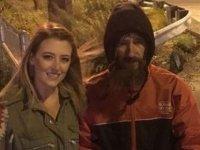 Binlerce dolar bağış toplanan evsiz adam hakkında şok iddia