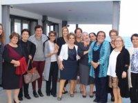 LAÜ ev sahipliğinde Lefke Kadınlar Konseyi yemeği düzenlendi